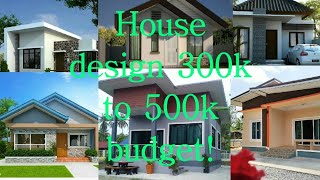 12HOUSE DESIGN!BUDGET 300K TO 500!More blessings to come!