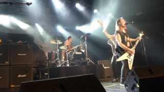 D-A-D -  I Won't Cut My Hair  LIVE - Odense (Musikhuset Posten) 01.02.2014