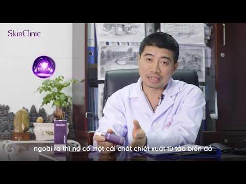 [Review - SkinClinic] TS.BS VŨ THÁI HÀ CHIA SẺ VỀ SERUM FERULAST