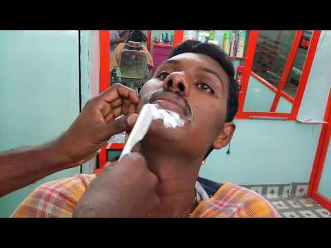 ASMR  Indian Barber Shave ,
