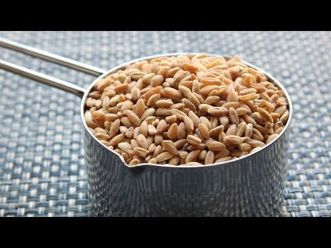 Farro with Wild Mushrooms Recipe – How to Cook Farro – Ancient Grain Side Dish