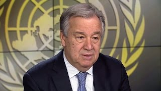 UN Chief on Protection Measures from Sexual Exploitation and Abuse