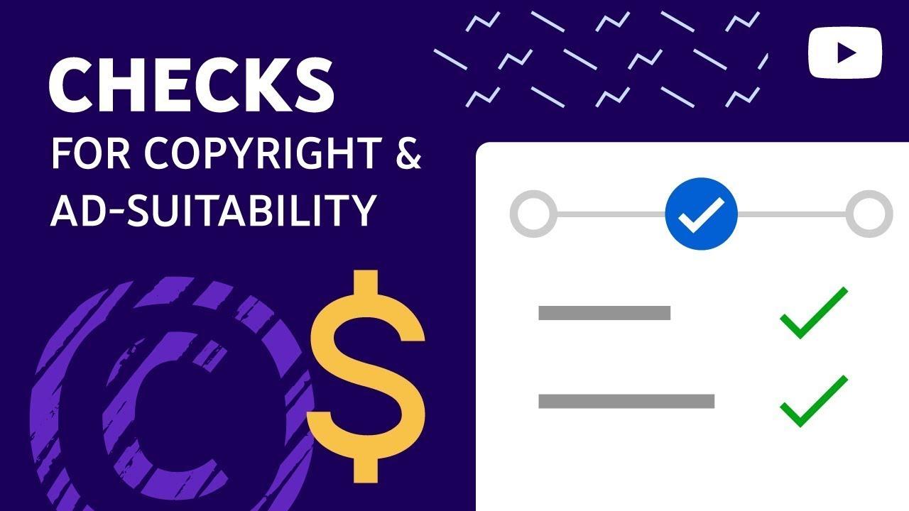 YouTube Copyright Checks Tools