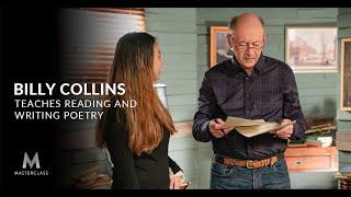 Belajar Membaca dan Menulis Puisi bersama Billy Collins – Masterclass