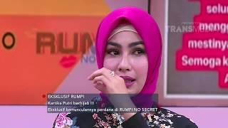 Gambar cover RUMPI - Eksklusif Kemunculan Perdana Kartika Putri Berhijab!! (12/2/18) Part 1