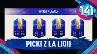 Picki z La Ligi! - FIFA 19 Ultimate Team [#141]