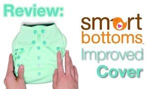 Smart Bottoms Too Smart Cover - Cloth Diaper Cover Review ~ Faiths Attic