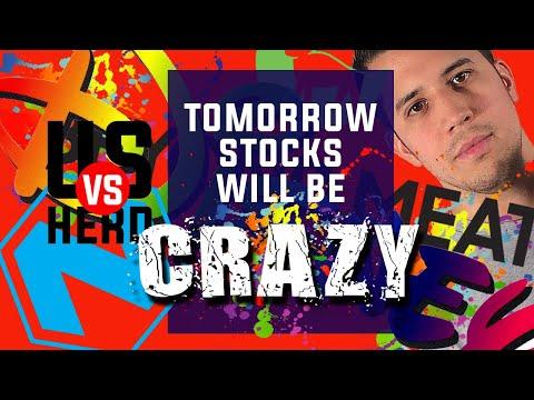 Tomorrow Stocks Will Be Crazy – Options Trading Watchlist – 2020 Stock Market Today