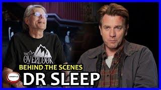 Doctor Sleep - (SPOILERS) Behind The Scenes - Stephen King & Ewan Mcgregor Interview