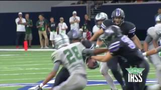 Week 1 - Frisco Reedy Lions vs Frisco Independence Knights