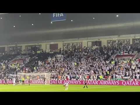 """""""LA ADICCION DE MONTERREY EN QATAR 2019"""" Barra: La Adicción • Club: Monterrey"""