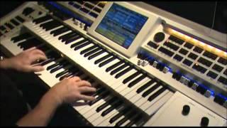 Grandes compositores interpretados al Órgano-Hayman/Daniels/Parker/-Dansero.
