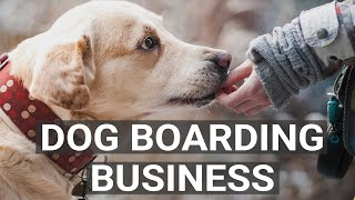 Start It Up | How To Start A Dog Boarding Centre | Entrepreneur India