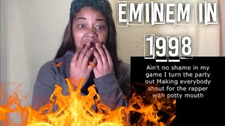 Eminem - Till hell freezes over - Unreleased| Breakdown and REACTION