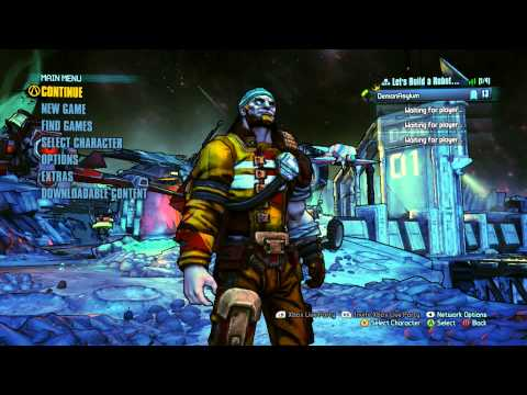 Pre-sequel Player Loyalty Bonus :: Borderlands: The Pre