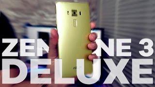 Análise do monstro, Review do Asus Zenfone 3 Deluxe!