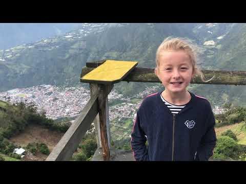Familiereis Ecuador Vlog ECF