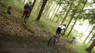 preview picture of video 'UEC European Youth Mountainbike Championships Graz/Stattegg XCO U15 15.8.2014'