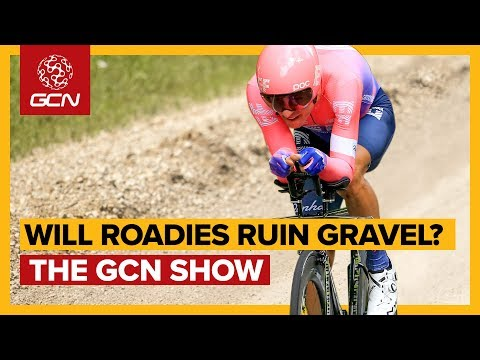 Will Pro Cyclists Ruin Gravel? | GCN Show Ep. 358