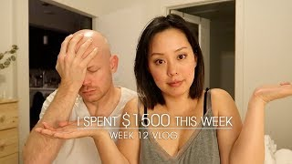 HOW MUCH I SPENT ON MY SPRING CAPSULE WARDROBE | LOW BUY WEEKLY VLOG