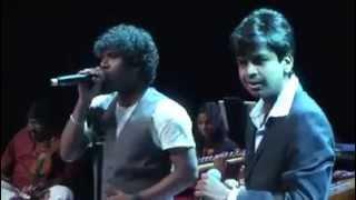 Diwakar & Sarath Santhosh performing Varaga Nadhikarai Oram in Denmark
