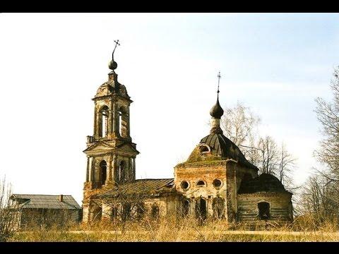 Храм в архангельском-тюриково
