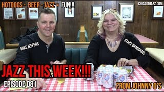EPISODE 081- JAZZ THIS WEEK!!! with Stacy McMichael