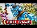 Avatar Gameplay Walkthrough Part 1 Full Game 1080p Hd N