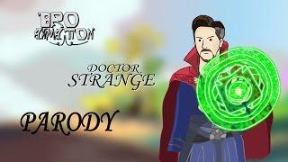 doctor Strange animated parody