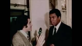 Скорость удара Мухаммеда Али