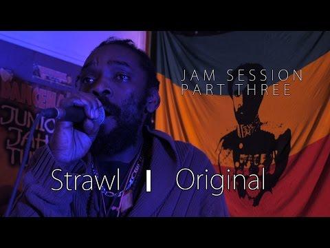 Strawl & Black Lion - Jam Session inna di Studio Part Three...