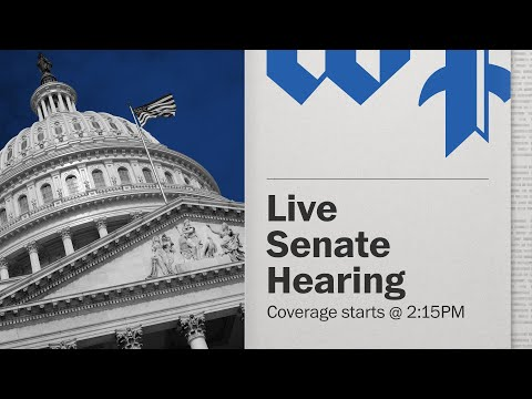 Facebook, Twitter and Google representatives testify on Capitol Hill