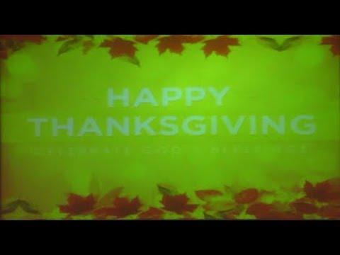 Happy Thanksgiving.... Pastor Randy Vanesian (Full Service)
