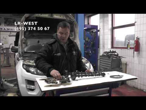 Неисправность бензинового двигателя 2.0 GTDi на Рендж Ровер ЭВОК