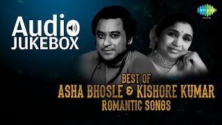 Best Of Asha Bhosle & Kishore Kumar Duet Songs   Evergreen Romantic Hits   Audio Jukebox