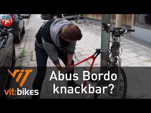 Faltschloss ABUS Bordo geknackt?!? vit:bikesTV 100