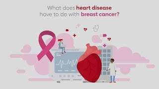 What does heart disease have to do with breast cancer?