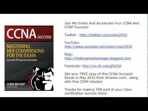 CCNP ROUTE And TSHOOT Video Practice Exam ... - YouTube