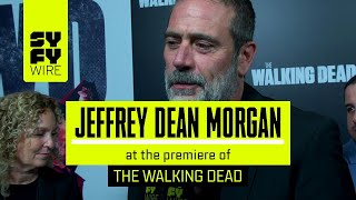 The Walking Dead Cast Say Goodbye To Andrew Lincoln - And Preview The Rest Of The Season | SYFY WIRE