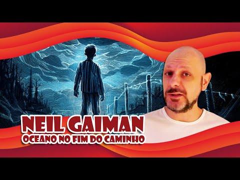 Resenha do livro O oceano no fim do caminho de Neil Gaiman