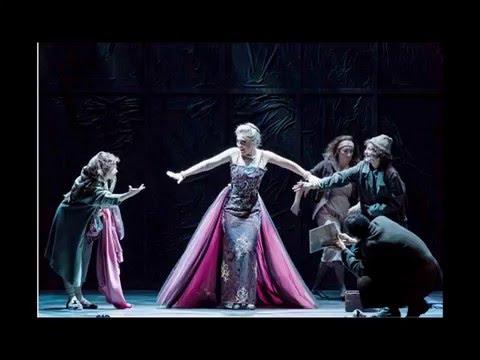 Sofia koberidze : Rossini - La Cenerentola, Nacqui all'affanno...Non piu mesta