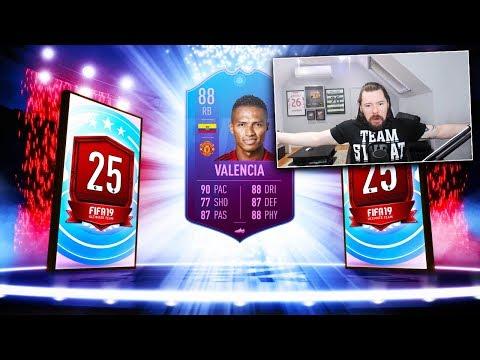 INSANE! 88 RATED EoE VALENCIA SBC! - FIFA 19 Ultimate Team