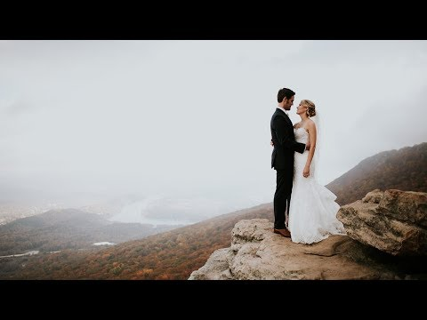 Anna & Kale // An Emotional Chattanooga, TN Wedding