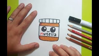Descargar Mp3 De Como Dibujar Bote De Nutella Youtube Gratis