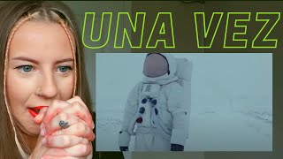 UNA VEZ - BAD BUNNY X MORA | REACTION VIDEO