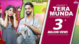 Tera Munda Full Song  Jimsher  Mr Vgrooves  Latest Punjabi Song 2016  Whitehill Music