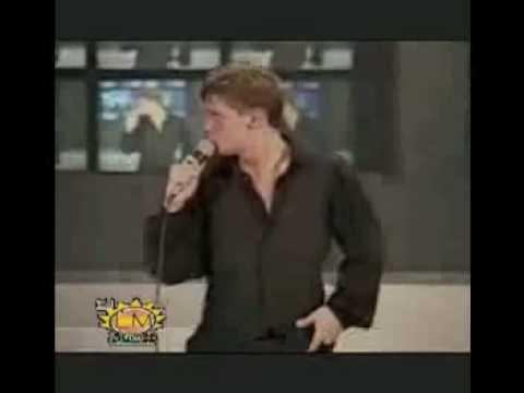 Luis Miguel-Un hombre busca a una mujer-Gira 20 años