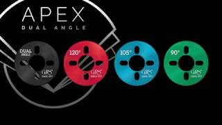GRS Introduces The Apex Dual Angle Sharpening System