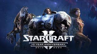 StarCraft II - 10th Anniversary Game Updates