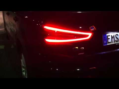 Audi Q3 LED Heckleuchte